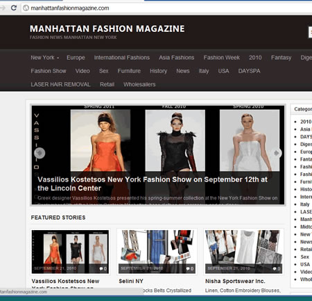 what on new york fashion moda nyc