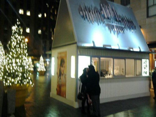 Free Domain Photo Manhattan New York Xmas Rockofeller Plaza Center
