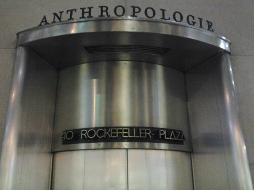 Anthropology Free Domain Photo Manhattan New York Xmas Rockofeller Plaza Center