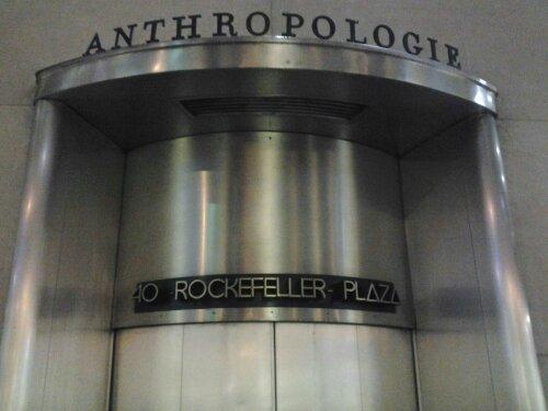 Anthropology Free Domain Photo Manhattan New York Xmas Rockofeller Plaza Center
