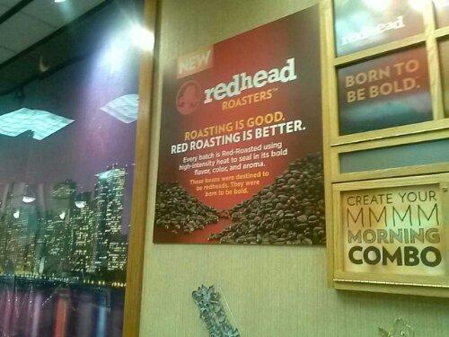 free image RedHead Roaster