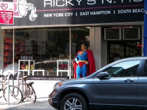 Superman. Broadway NYC
